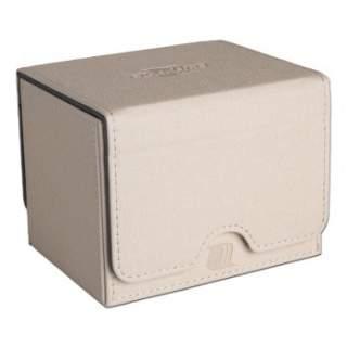 Blackfire - Deck Box Horizontal - White