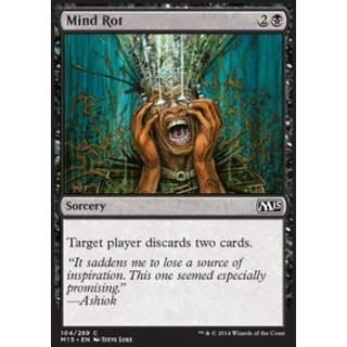 Mind Rot - FOIL