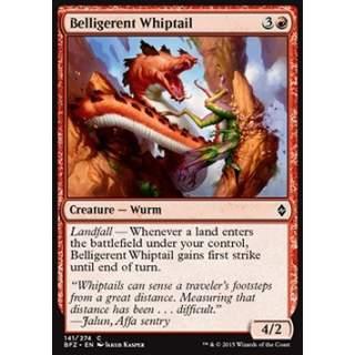 Belligerent Whiptail
