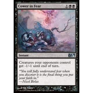 Cower in Fear