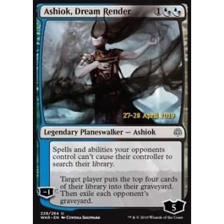 Ashiok, Dream Render - PROMO FOIL