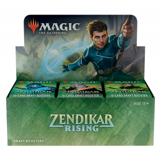 Zendikar Rising: Draft Booster Box