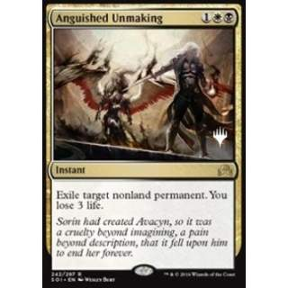 Anguished Unmaking - PROMO FOIL