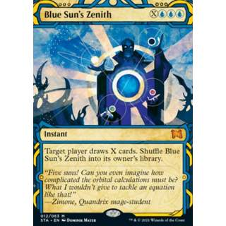 Blue Sun's Zenith (V.1)