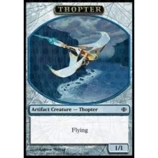 Thopter Token (Blue Artifact 1/1)
