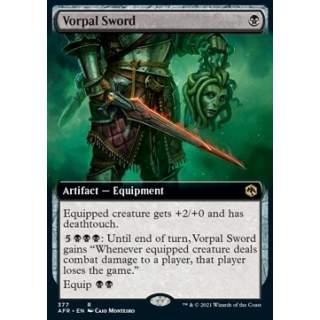 Vorpal Sword - PROMO