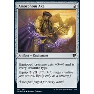 Amorphous Axe - FOIL