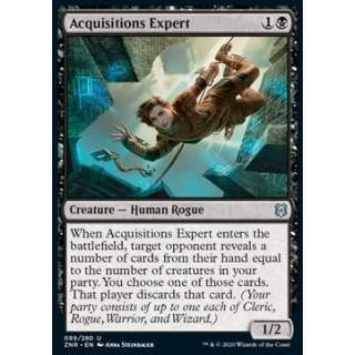 Acquisitions Expert