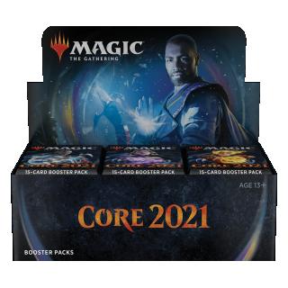 Core 2021: Booster Box