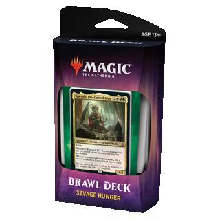 Throne of Eldraine: Brawl Deck - Savage Hunger