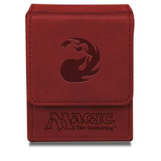 UP - Deck Box Red Mana Symbol