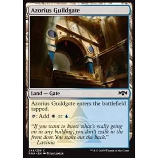 Azorius Guildgate (V.2) - FOIL