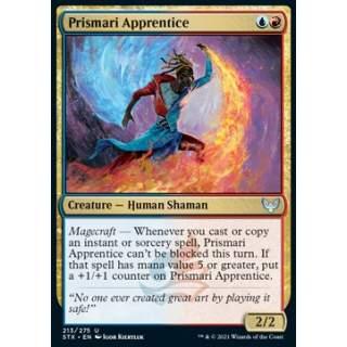 Prismari Apprentice