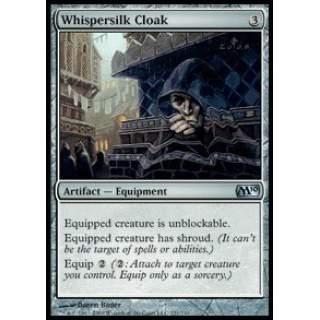 Whispersilk Cloak