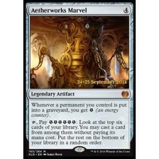 Aetherworks Marvel - PROMO FOIL
