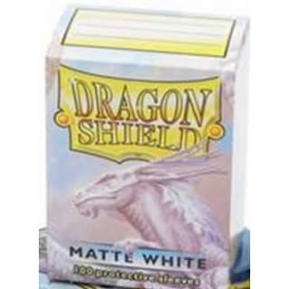 Koszulki Dragon Shield - 100 sztuk - Matte - White