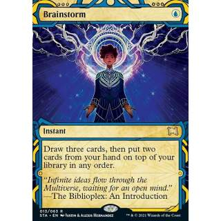 Brainstorm (V.3) - FOIL