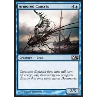 Armored Cancrix - FOIL