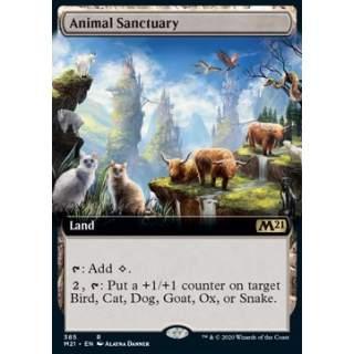 Animal Sanctuary - PROMO FOIL