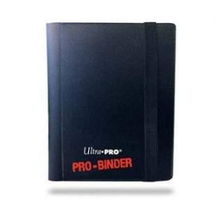 Album na karty - UP - 2-Pocket Pro-Binder Black