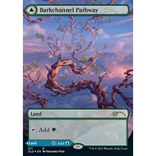 Barkchannel Pathway // Tidechannel Pathway - FOIL