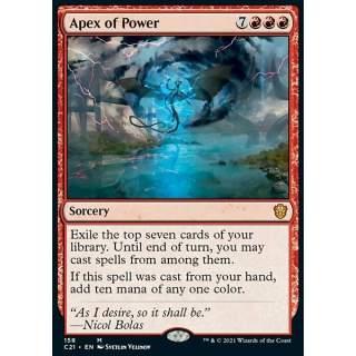 Apex of Power