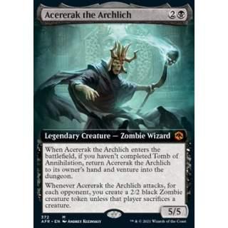 Acererak the Archlich - PROMO FOIL