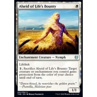 Alseid of Life's Bounty - FOIL