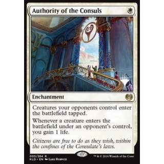Authority of the Consuls - PROMO