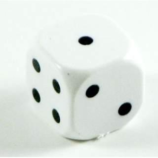 Kostka - K6 - biała