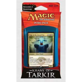 Khans of Tarkir Intro Pack - Jeskai