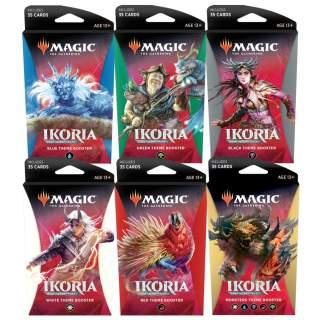 Ikoria Lair of Behemoths: Theme Booster