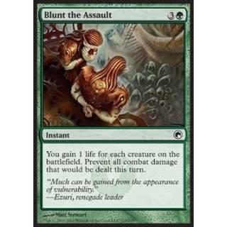 Blunt the Assault