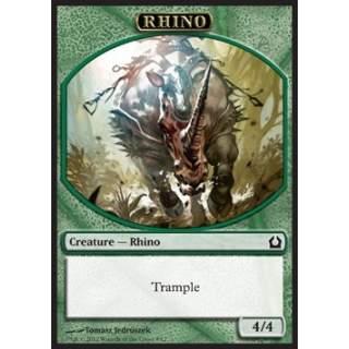 Rhino Token (Green 4/4)