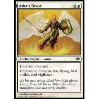 Asha's Favor