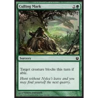 Culling Mark - FOIL