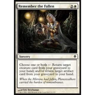Remember the Fallen - FOIL
