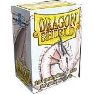 Koszulki Dragon Shield - 100 sztuk - White