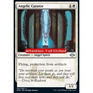 Angelic Curator (V.2) - FOIL