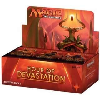 Hour Of Devastation Box