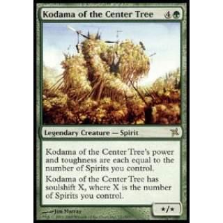 Kodama of the Center Tree - FOIL