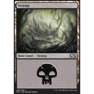 Swamp (V.2) - FOIL