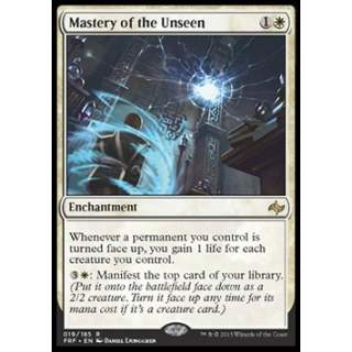 Mastery of the Unseen
