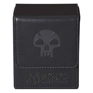 UP - Deck Box Black Mana Symbol