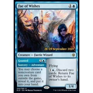 Fae of Wishes (Version 1) - PROMO FOIL