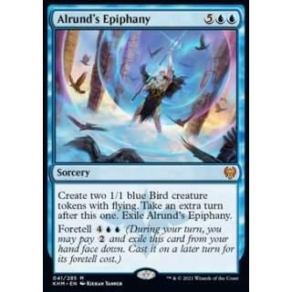 Alrund's Epiphany - FOIL