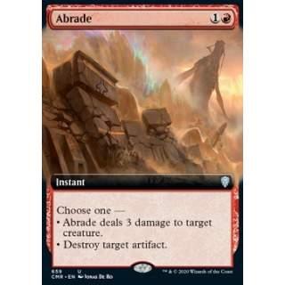 Abrade (V.2) - PROMO FOIL