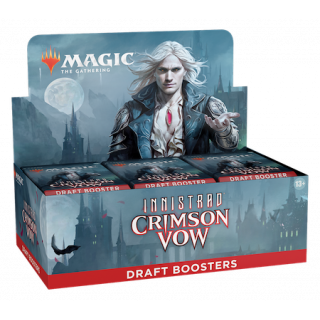 Innistrad: Crimson Vow - Draft Boosters Box - Przedsprzedaż