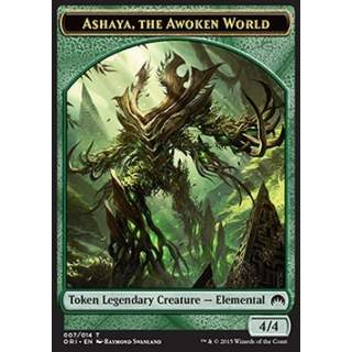 Ashaya, the Awoken World