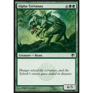 Alpha Tyrranax